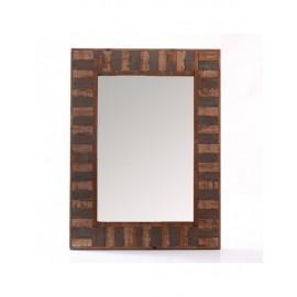 Specchio Cornice Legno 60x80x2