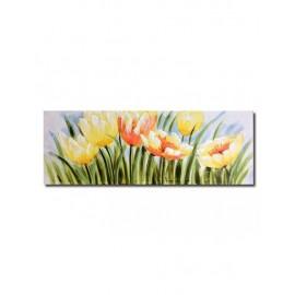 Quadro Tela 6 Tulipani...