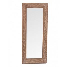 Specchio Mango Intagliato 50h121