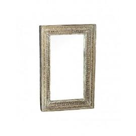 Specchio Cornice Teak 102x64