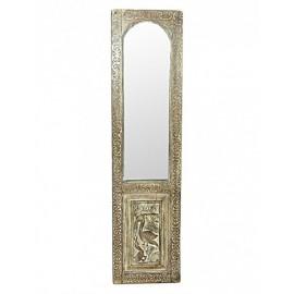 Specchio Cornice Teak 141x36