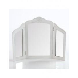 Specchio Mdf Bianco 2ante 78/15h60