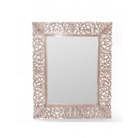 Specchio Mdf Intagliato 62h82