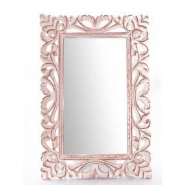 Specchio Mango Mdf Intagliato 60h90