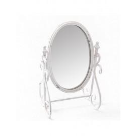 Specchio Da Tavolo Metallo...