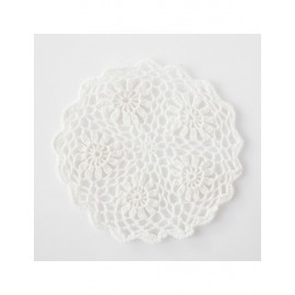 Sottopentola Cotone Bianco D23