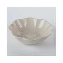 Ciotola Ceramica Ecru' D.22h7