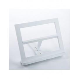 Leggio Legno Bianco 28x24h